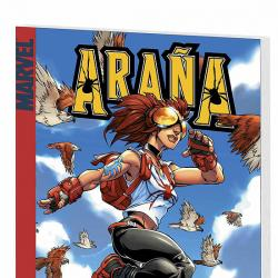 ARANA VOL. 2: IN THE BEGINNING COVER