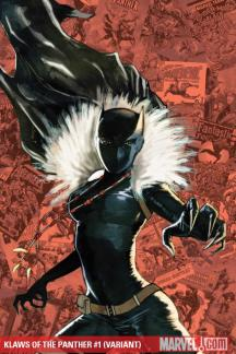 Klaws of the Panther (2010) #1 (VARIANT)
