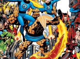 History of the Fantastic Four Part Three