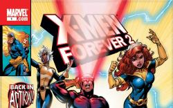 X-Men Forever 2 (2010) #1