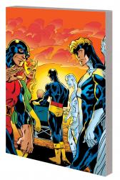 X-Men: The Hidden Years Vol. 2 (Trade Paperback)