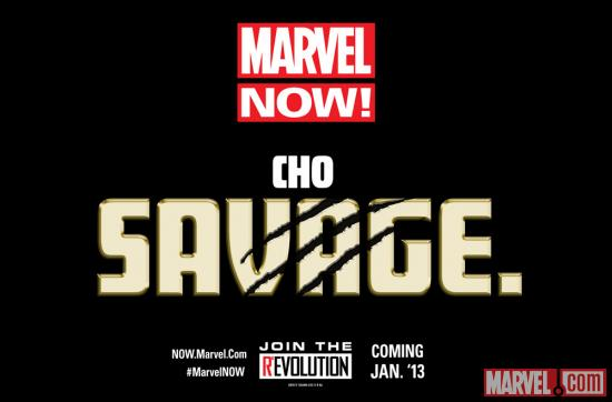 The Future of Marvel NOW! is Savage
