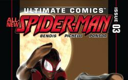 Ultimate Comics Spider-Man (2011) #3 Cover