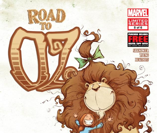 Cover: Road To Oz (2012) #5