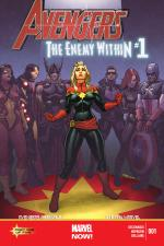 Avengers: The Enemy Within (2013) #1