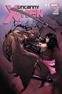 Uncanny X-Men (2011) #5