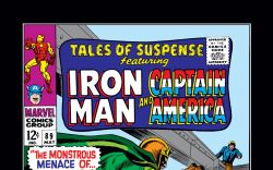 Tales of Suspense (1959) #89 Cover