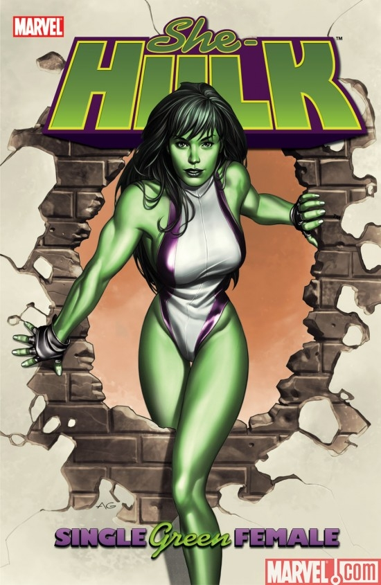 SHE-HULK by Dan Slott