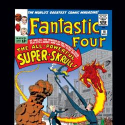FANTASTIC FOUR #18