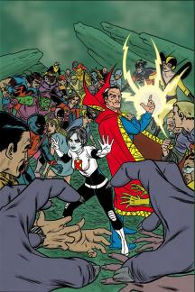 X-Statix Presents: Dead Girl (2006) #1
