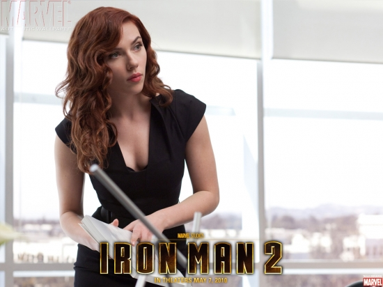 Iron Man 2: Black Widow #3