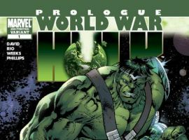 World War Hulk Prologue: World Breaker 2nd pr