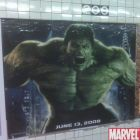 Incredible Hulk Hits the Streets