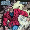 Wonder Man's red jacket look
