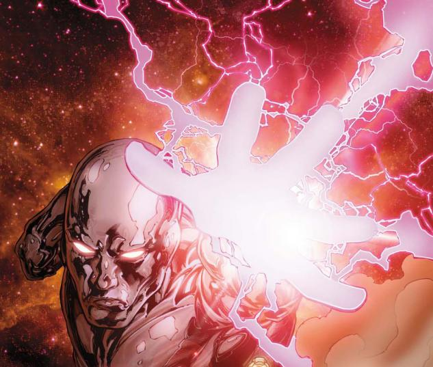 Silver Surfer (2011) #3 cover by Carlo Pagulayan