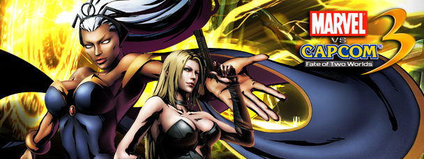 MvC3 Showdown Spotlight: Storm vs. Trish