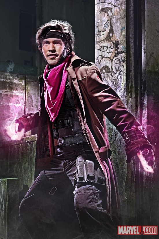 Gambit - photography by Jay Tablante