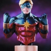 Captain Marvel 70's Mini-Bust by Bowen Designs