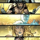 X-Men (2010) #12 preview art by Paco Medina