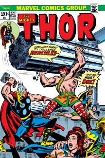 Thor (1966) #221