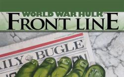 World War Hulk: Front Line (2007) #1