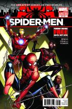 Spider-Men #5 cover