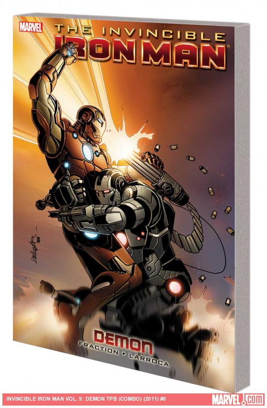 INVINCIBLE IRON MAN VOL. 9: DEMON TPB (COMBO)