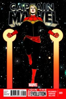Captain Marvel (2012) #9