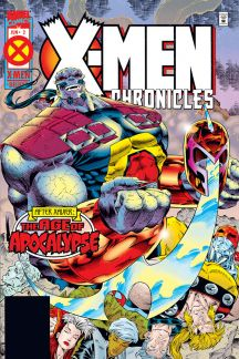 X-Men Chronicles #2