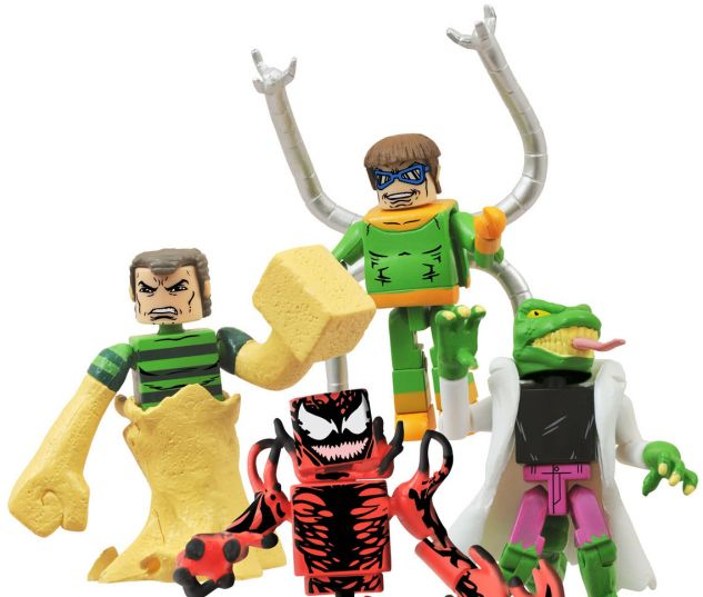 Deadly Foes of Spider-Man Minimates
