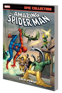 Amazing Spider-Man Epic Collection: Great Power (Trade Paperback)