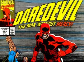 Daredevil #285 cover