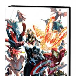 AVENGERS/INVADERS HC