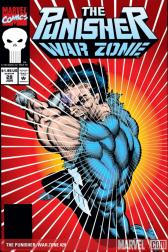 The Punisher: War Zone #28