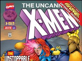 UNCANNY X-MEN #334