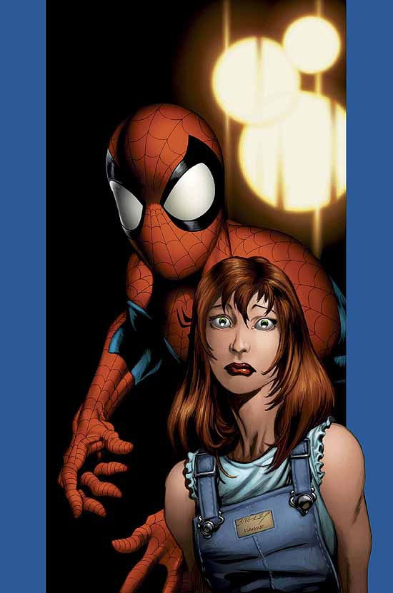 ULTIMATE SPIDER-MAN (1941) #78 COVER