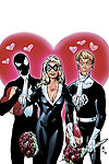 SPIDER-MAN/HUMAN TORCH (2007) #4 COVER