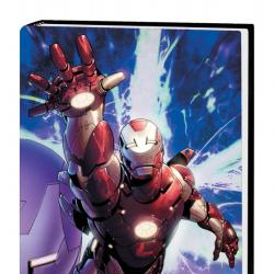 Invincible Iron Man Vol. 5: Stark Resilient Book 1 (2010 - Present)