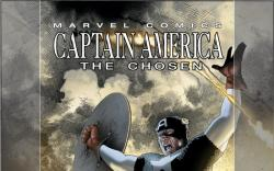 CAPTAIN AMERICA: THE CHOSEN #