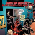 DEADPOOL: WADE WILSON'S WAR #3 preview art by Jason Pearson
