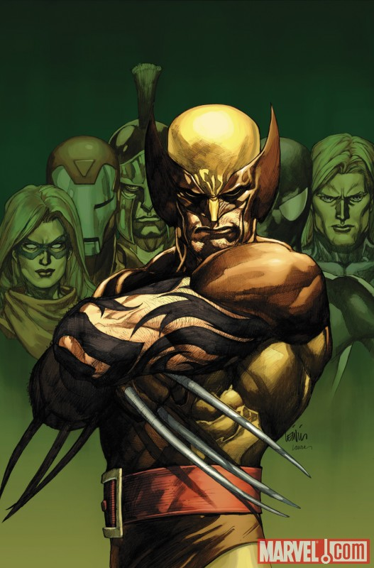 Image Featuring Daken