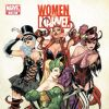 WOMEN OF MARVEL #1 cover by Sara Pichelli