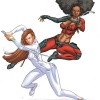 Misty Knight & Colleen Wing