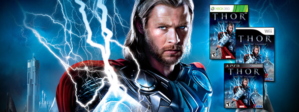 Thor: God of Thunder Box Art Revealed