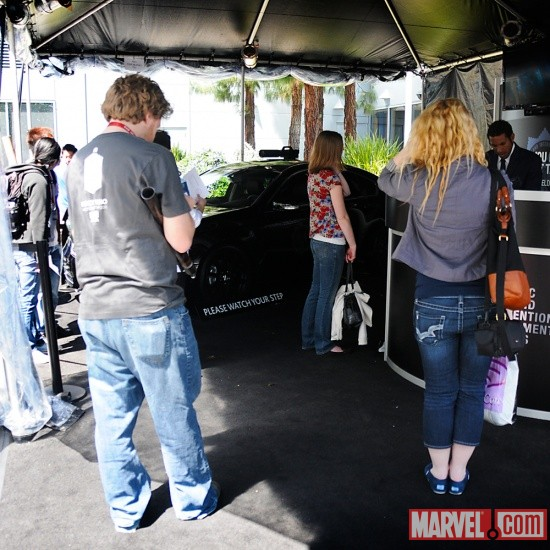 WonderCon 2011: Shield Car