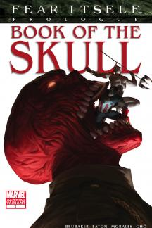 Fear Itself: The Book of the Skull (2011) #1 (2nd Printing Variant)