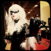 FanExpo 2011: Black Cat Cosplayer