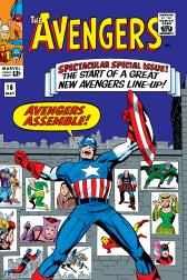 Avengers #16 