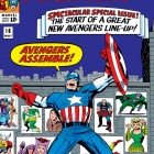 Avengers (1963) #16 cover
