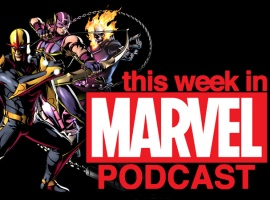 This Week in Marvel Podcast, Episode #3